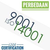 Perbedaan ISO 9001 dan ISO 14001