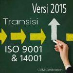 sertifikasi 45001 - transisi