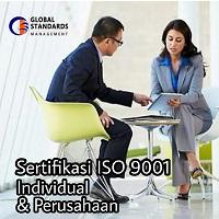 Sertifikasi iso 9001 perusahaan
