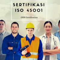 sertifikasi ISO 45001 : 2018