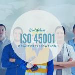 sertifikasi ISO 45001 gsm Certification