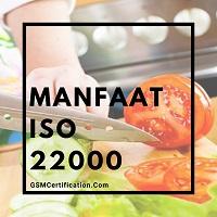 Manfaat ISO 22000 GSM Certification