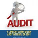 Langkah langkah Audit Internal
