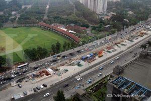 Pembangunan Infrastruktur MRT di Jakarta