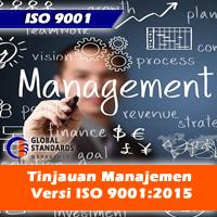Tinjauan Manajemen Versi ISO 9001:2015