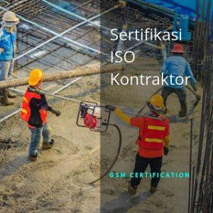 Sertifikasi ISO Kontraktor 3