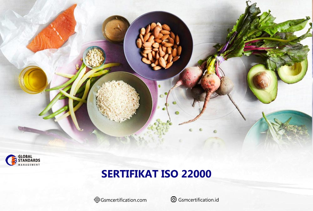 sertifikat ISO 22000