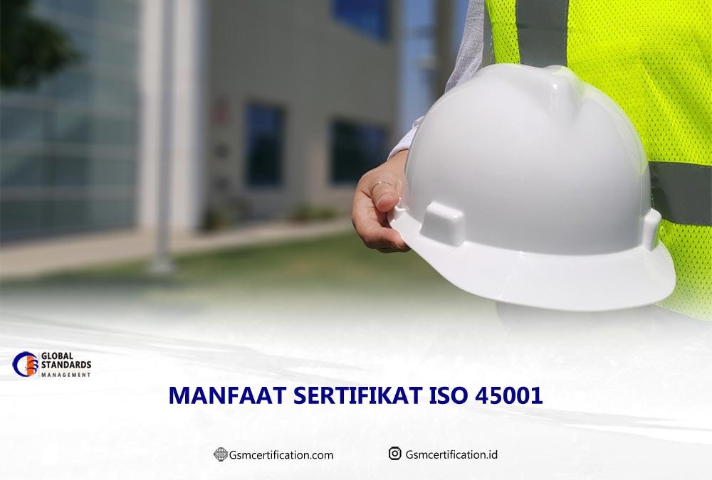 Sertifikat ISO 45001