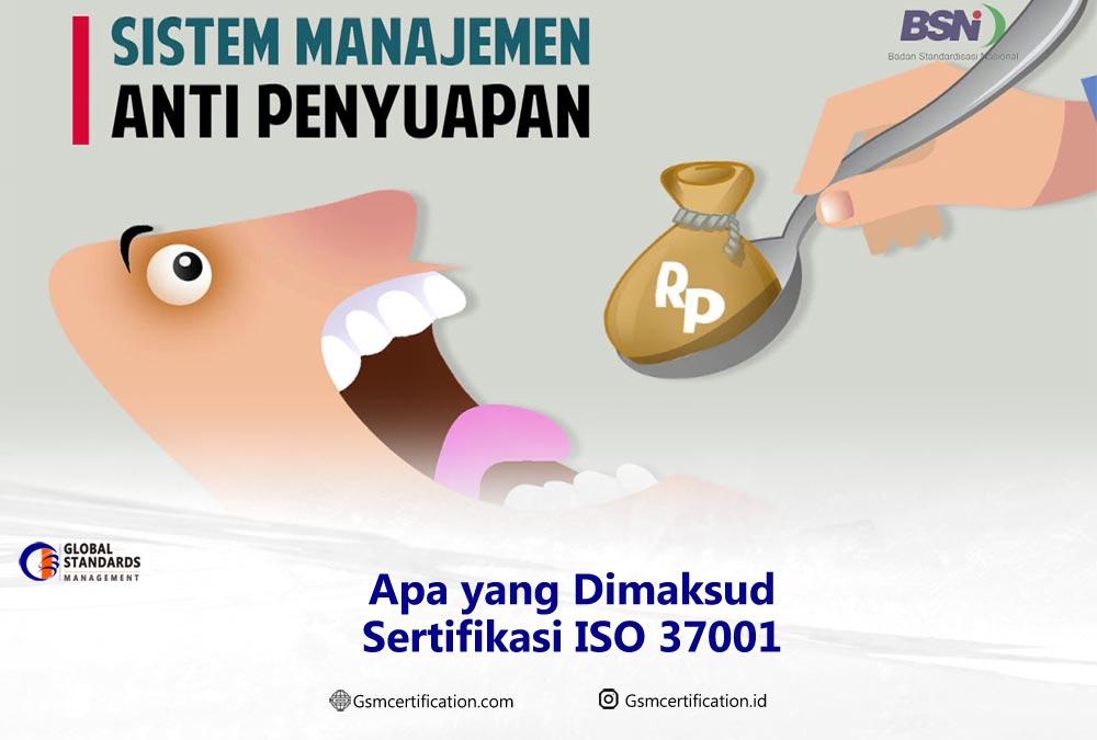 Sertifikat ISO 37001